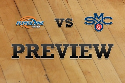 Pepperdine vs. Saint Mary's: Full Game Preview
