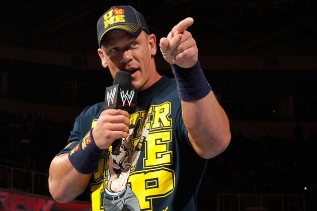 John Cena, Goldberg, Live Events & More News, Rumors, Analysis from PWP Radio
