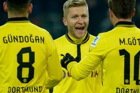 Match Report: Dortmund 3-0 Nurnberg