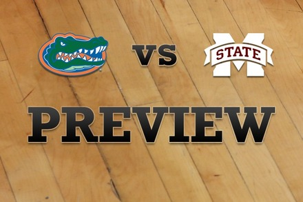 Florida vs. Mississippi State: Full Game Preview