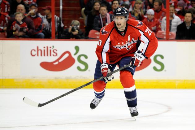 Capitals Playing 'Pathetic' Hockey Right Now, Says Brouwer