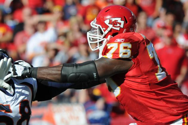 NFL Draft 2013: Branden Albert Future Will Dictate No. 1 Overall Pick for Chiefs