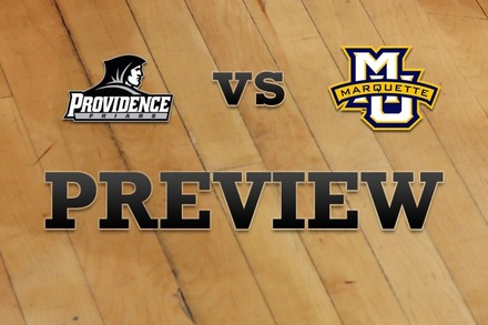 Providence vs. Marquette: Full Game Preview