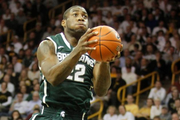 No Charges to Be Filed in Michigan State Basketball Teammates' 'silly' Scuffle