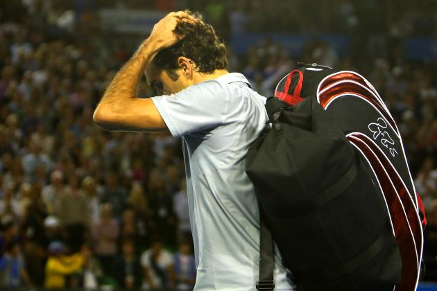 Roger Federer: Loss to Andy Murray Is Sign of Things to Come