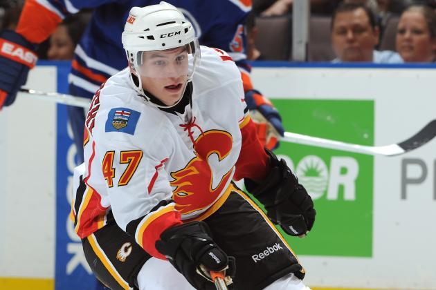 Flames: Baertschi May Sit Against Oilers