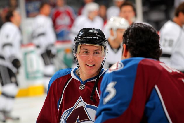 Colorado vs. San Jose: Avalanche Aim for Three Straight Against Sharks
