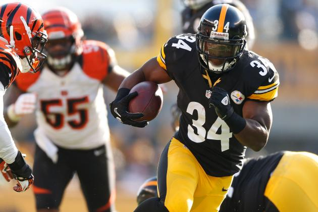 Art Rooney Expected More from Rashard Mendenhall