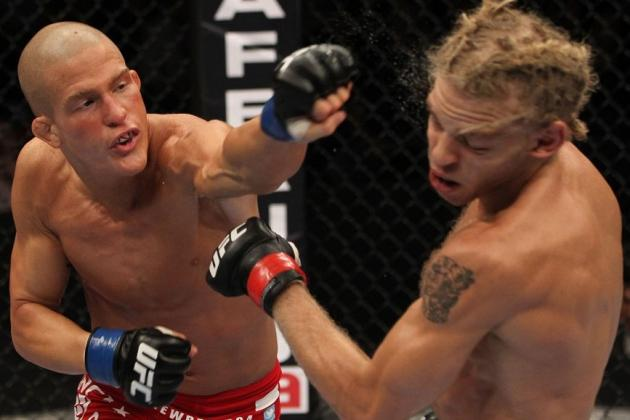 UFC on Fox 6: Erik Koch Looking to Regain Title Shot with Victory over Lamas