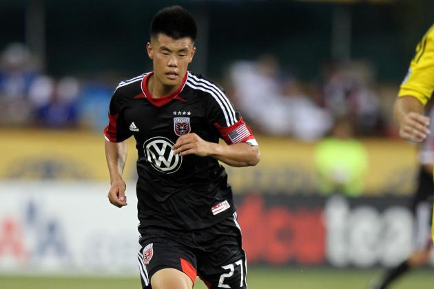 D.C. United waives Long Tan