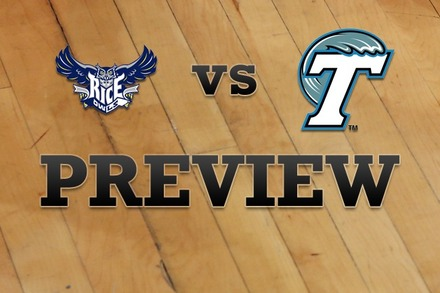 Rice vs. Tulane: Full Game Preview