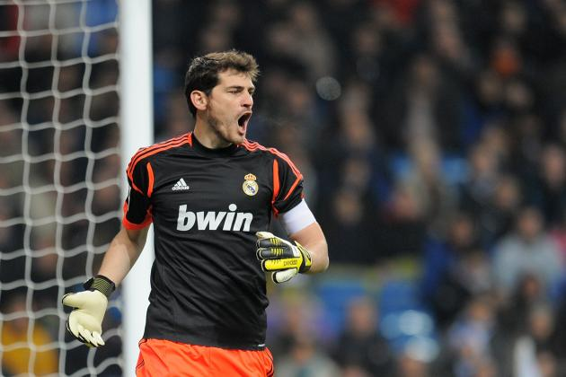 Iker Casillas' Surgery Successful