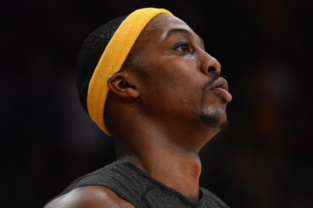 Dwight Howard: Breaking Down Top Trade Destinations for Lakers Big Man