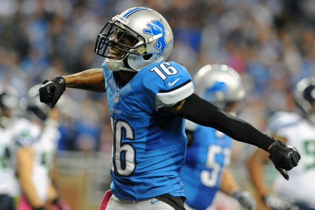 Titus Young's Twitter Rants Are One-Way Ticket out of NFL