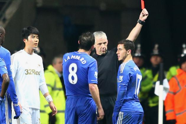 Decision to Charge Hazard for Booting Ballboy Leaves Union Seething