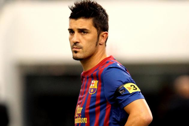 Arsenal Are Still After Mohamed Diame and David Villa as Deadline Looms