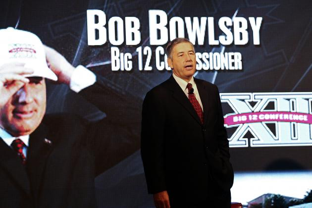 Report: Big 12 Looking to Partner Up with ACC, Two Other Leagues