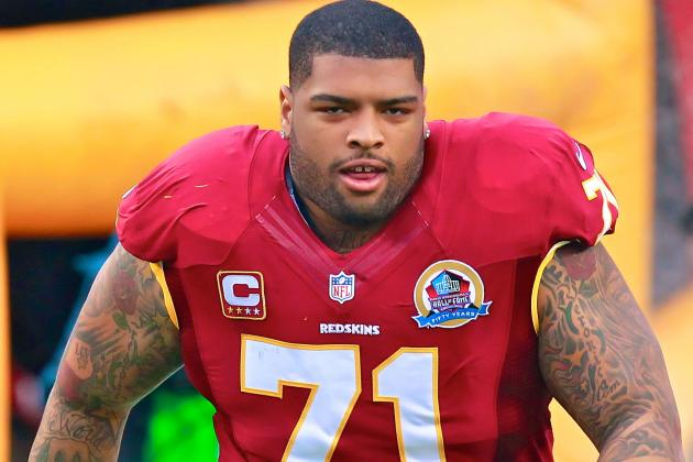 Trent Williams Reportedly Pulled out of Pro Bowl Following Altercation