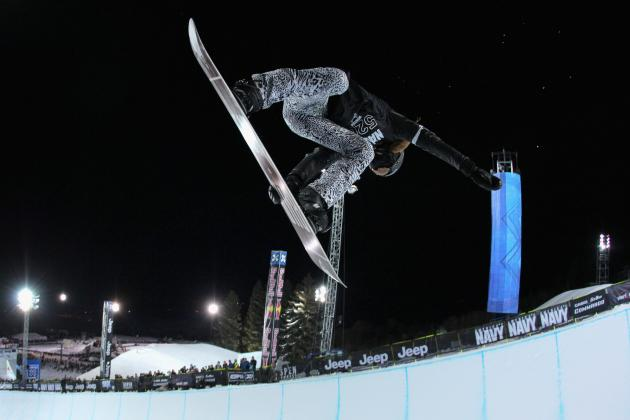 Shaun White: Previewing the Flying Tomato's Slopestyle and SuperPipe Finals
