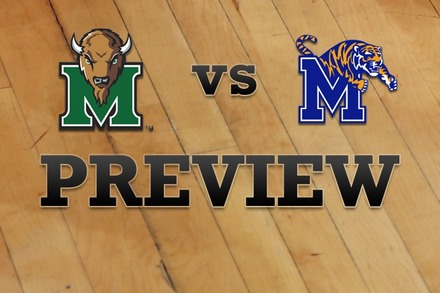 Marshall vs. Memphis: Full Game Preview