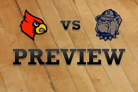 Louisville vs. Georgetown: Full Game Preview