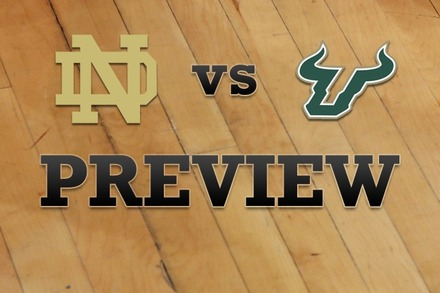 Notre Dame vs. South Florida: Full Game Preview