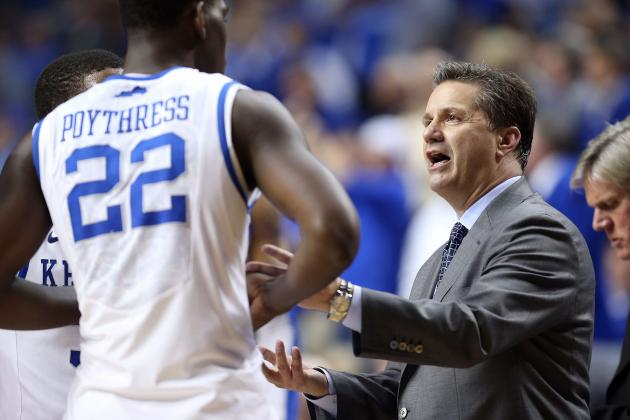 Cats Seek Consistency as LSU Visits Rupp Arena