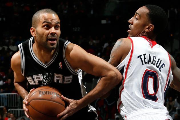 Spurs Beat Mavs 113-107