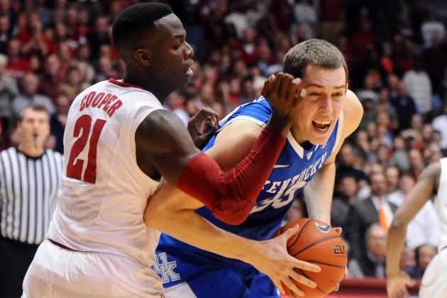 Kentucky-LSU Notes: UK Players Starting to Feel Sense of Urgency