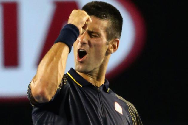 Novak Djokovic: Rest Is Biggest Advantage Djoker Has over Andy Murray in Final
