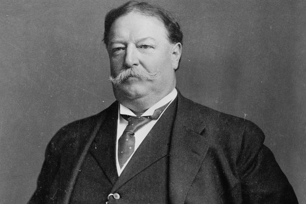 Nats Will Name William Howard Taft New Racing President