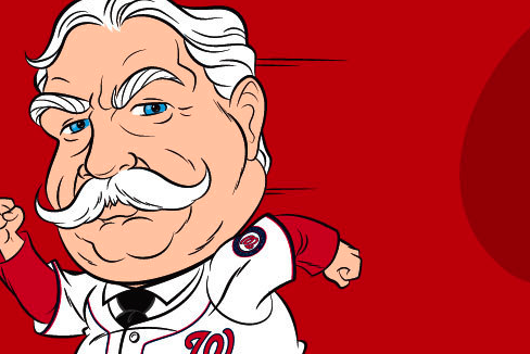 Nats Add Taft to Presidents' Race
