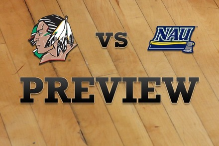 North Dakota vs. Northern Arizona: Full Game Preview