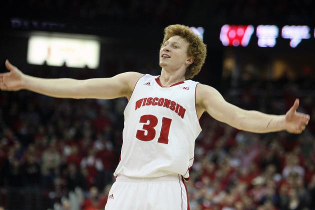 Mike Bruesewitz Has the Last Word on UW's Free-Throw Woes