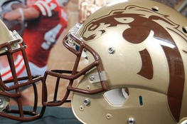 WMU Unveils New Helmets for 2013