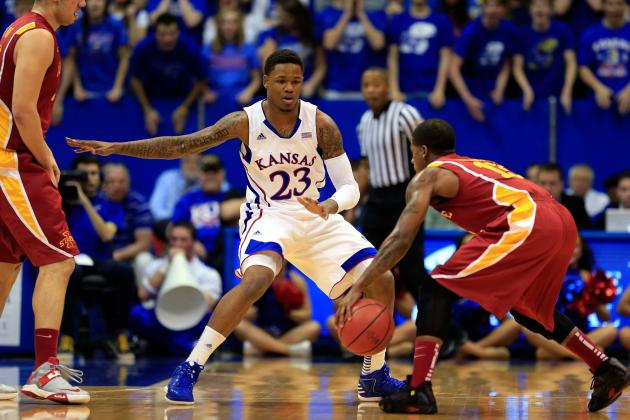 Kansas Basketball: Quick Look at Jayhawks' Remaining Big 12 Schedule