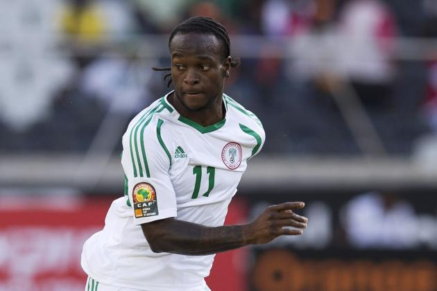 Victor Moses: Nigeria Needs Boost from Young Forward in Africa Cup of Nations
