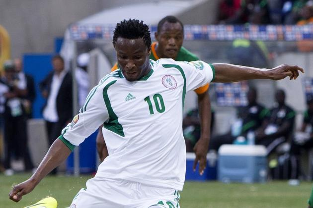 John Obi Mikel Needs to Rally Nigeria in Africa Cup of Nations