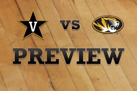 Vanderbilt vs. Missouri: Full Game Preview