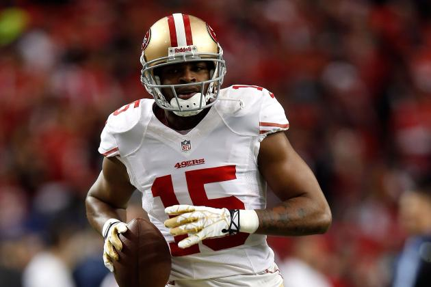 No Charges Filed Against 49ers' Crabtree