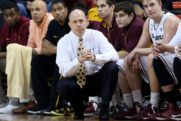 Arizona State Basketball: UCLA Game Start Time, TV Info, Preview and More