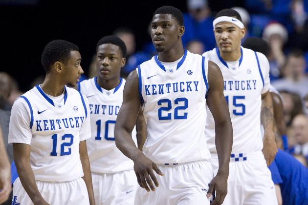 Kentucky Wildcats Basketball: Alex Poythress Is the Key to NCAA Tournament Hopes