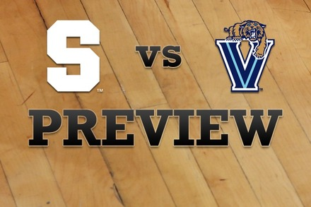 Syracuse vs. Villanova: Full Game Preview