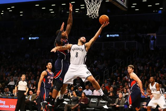 Deron Williams Injury: Updates on Nets PG's Leg