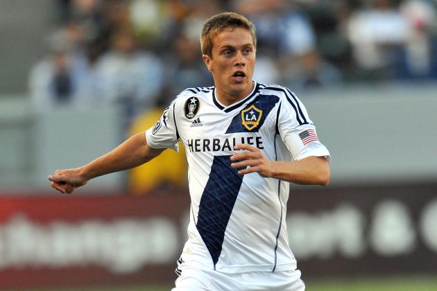Galaxy Midfielder Michael Stephens Aiming for a Starting Role in 2013