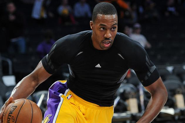Dwight Howard: We Need to Be Positive