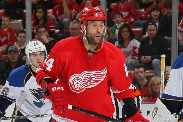 ESPN Gamecast: Wild vs. Red Wings