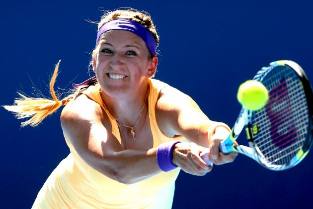 Victoria Azarenka vs. Li Na: Breaking Down Women's Final by the Numbers