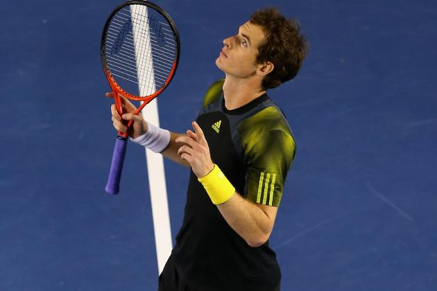 Australian Open 2013: What Victory in Final Would Mean for Murray's Career