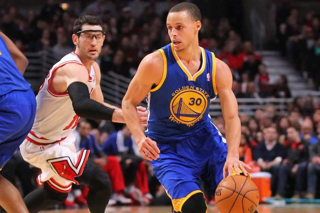 Warriors Start Road Trip with Loss to Chicago Bulls